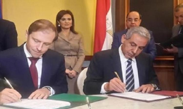 15 مجالًا تم الاتفاق عليها بين مصر وروسيا لتعزيز العلاقات
