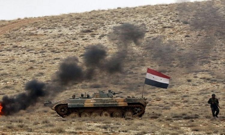 الجيش السورى يقتحم مدينة البوكمال الاستراتيجية قرب الحدود العراقية