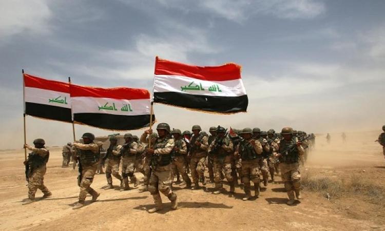 فرار جماعى لعناصر داعش من الفلوجة