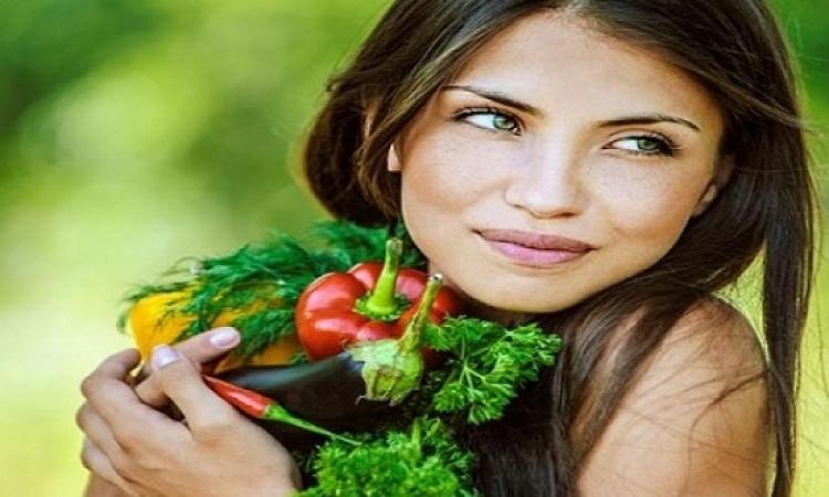 علاج تقصف الشعر فى الخضروات والفاكهة