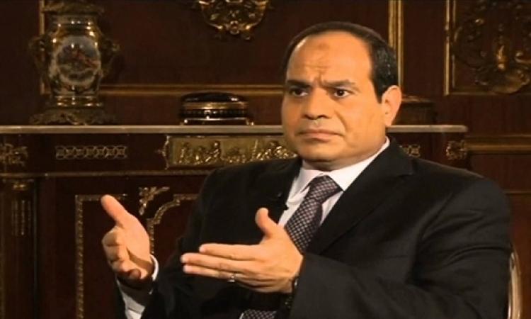 السيسى: نتائج التحالف الدولى ضد داعش لم تكن على المستوى المطلوب