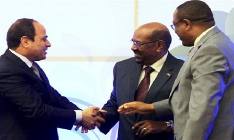 بدء اجتماع القمة الثلاثية بين زعماء مصر والسودان وإثيوبيا