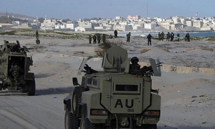 القوات الصومالية تستعيد مرفأ مركا من حركة الشباب