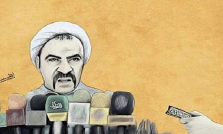 اللمبى بطلًا لكاريكاتير عراقى يسخر من سياسة التقشف