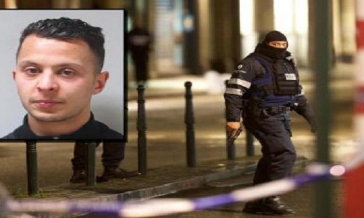 """صحيفة بلجيكية:صلاح عبدالسلام المتهم الأكثر خطورة لتفجيرات باريس اختبأ فى """"شايربيك"""""""
