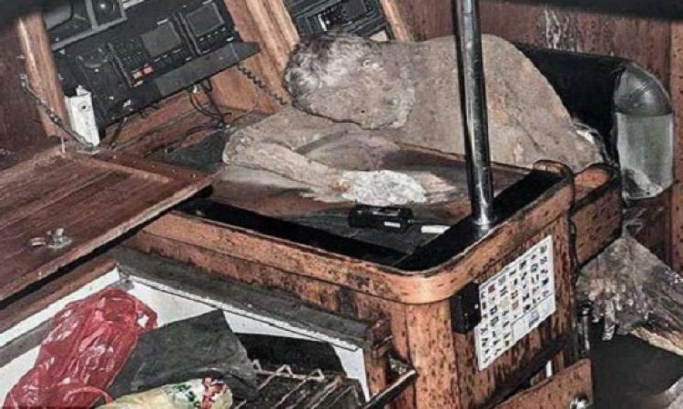 العثور على جثة مغامر ألمانى محنطة على متن اليخت الخاص به