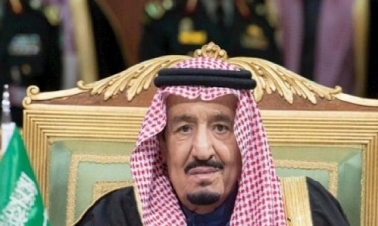 الملك سلمان يدعو الدول الأخرى إلى عدم التدخل فى شؤون بلاده