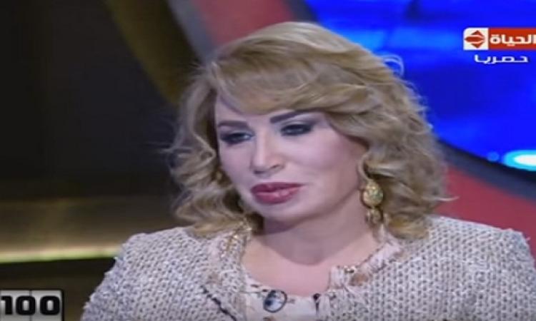 ايناس الدغيدى : ترخيص الدعارة يحمى المجتمع والبورنو فيه ابداع !!