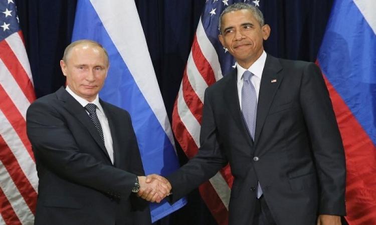 أوباما وبوتين يدعمان وقفاً لإطلاق النار بسوريا
