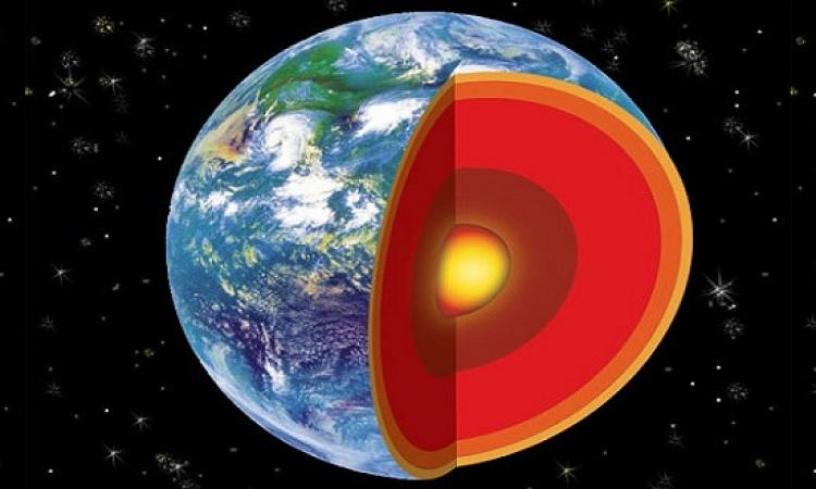اكتشاف أنهار من الأكسجين السائل فى باطن الأرض