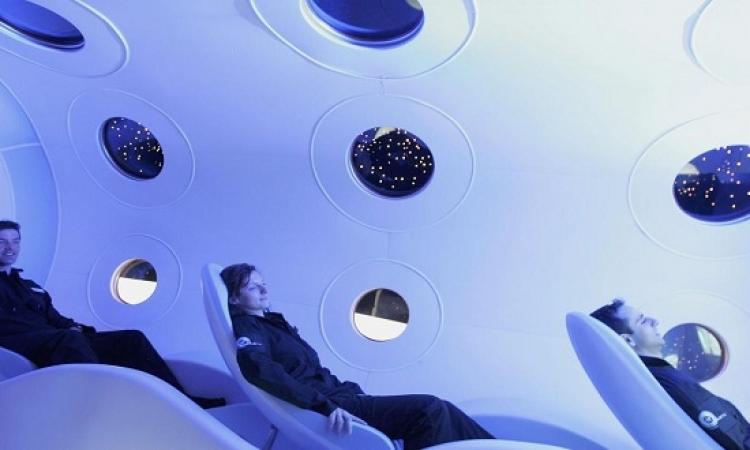 فيرجن تعتزم العودة لرحلات السياحة الفضائية