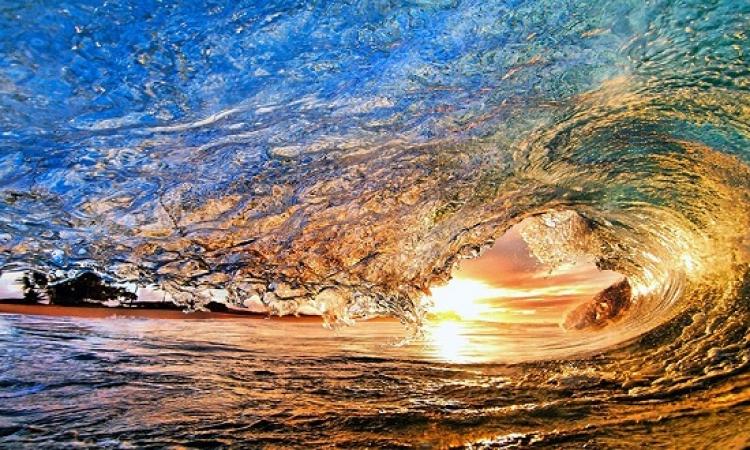 صور مذهلة وساحرة للأمواج .. صوروها إزاى دى ؟!