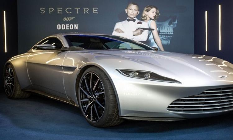 بيع سيارة جيمس بوند فى Spectre بـ 3.5 مليون دولار