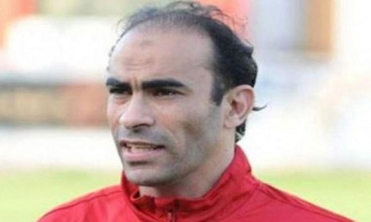 عبد الحفيظ يعنف لاعبى الأهلى بعد تعادله مع غزل المحلة