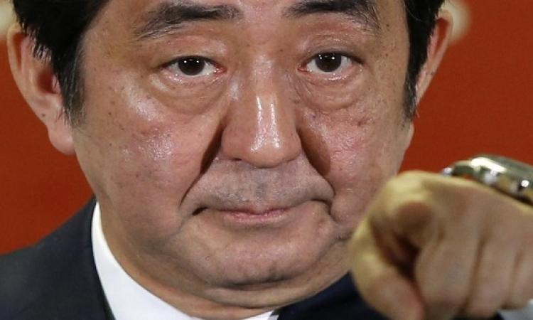 اليابان تتوعد بتدمير صاروخ كوريا الشمالية إذا هدد أراضيها