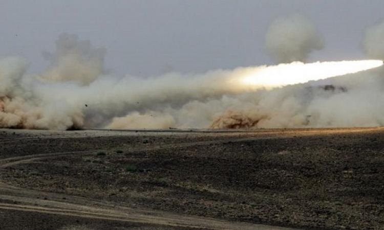 100 قتيل من التحالف بصاروخ باليستى على معسكر فى مأرب