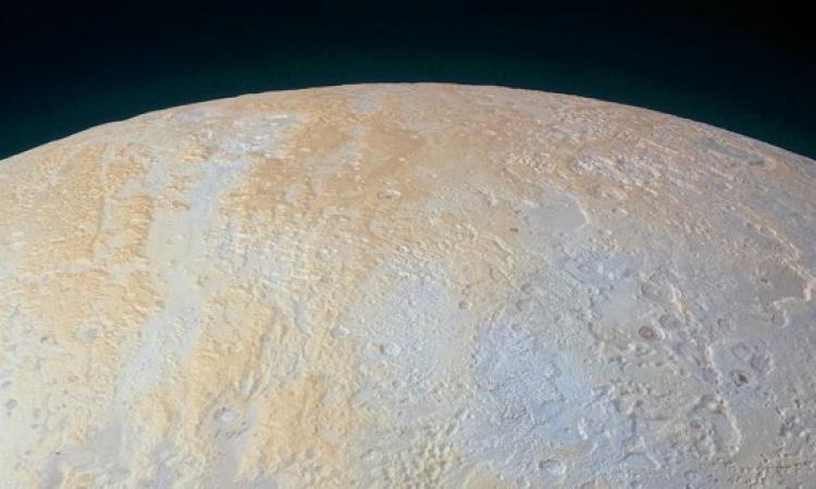 صور لناسا تظهر أخاديد متجمدة على كوكب بلوتو
