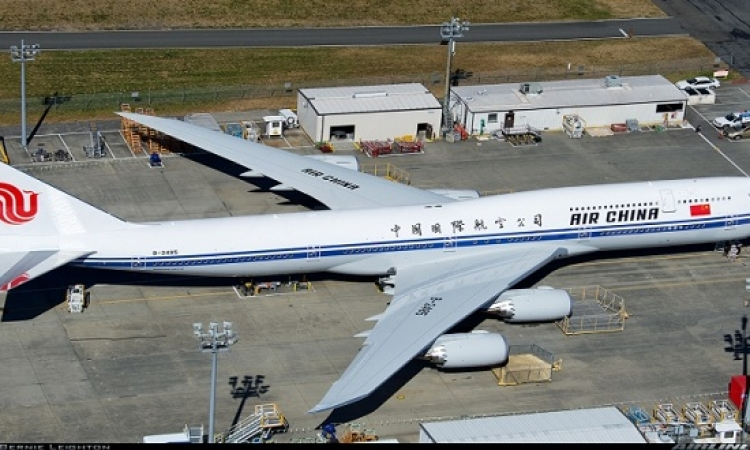 فأر يعيد طائرة صينية إلى المطار بعد إقلاعها