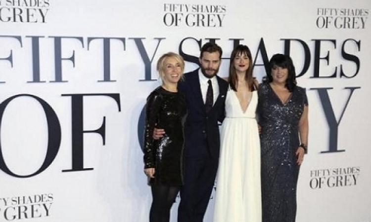 """فيلم """"فيفتى شيدز أوف جراى"""" يتصدر جوائز راتزى لأسوأ أفلام"""
