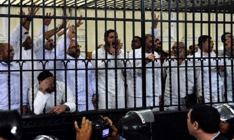 الجنايات تواصل اليوم نظر محاكمة متهمى مذبحة كرداسة