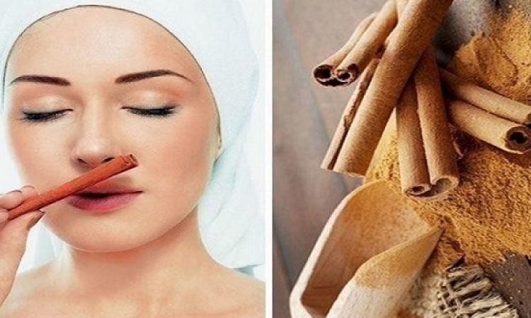 أقنعة القرفة السحرية للعناية ببشرة الجسم والوجه