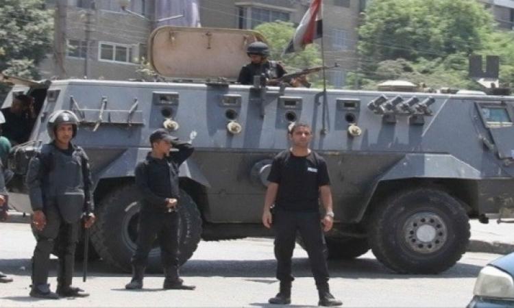 تصفية ١١ تكفيرياً في تبادل لإطلاق النار مع قوات الأمن بالعريش