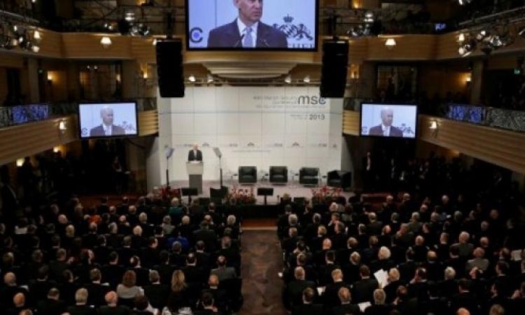 الأزمة السورية على رأس أولويات مؤتمر ميونيخ