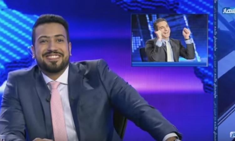الحلقة الأولى لما يصحش كده .. تقليد رياضى لبرنامج البرنامج !!