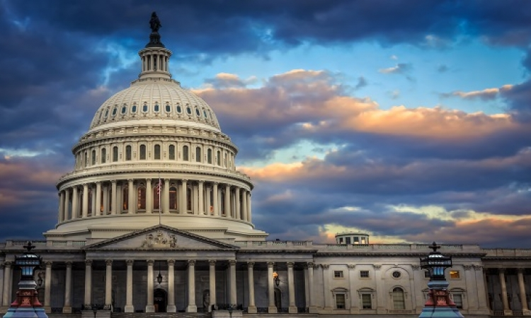 الكونجرس يقر مشروع قانون يحظر تقديم المساعدات للمناطق الواقعة تحت حكم النظام السورى