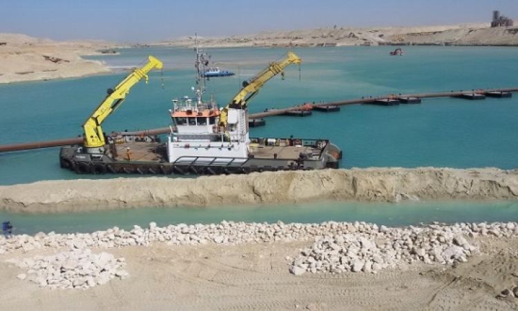 رئيس الوزراء يفتتح اليوم مشروع شرق التفريعة الجانبية لقناة السويس