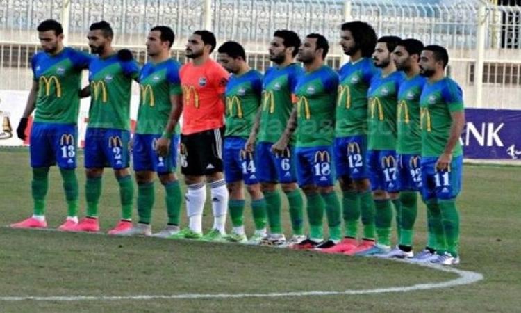 مصر المقاصة يبحث عن الثأر من خسارة الدور الاول أمام الداخلية