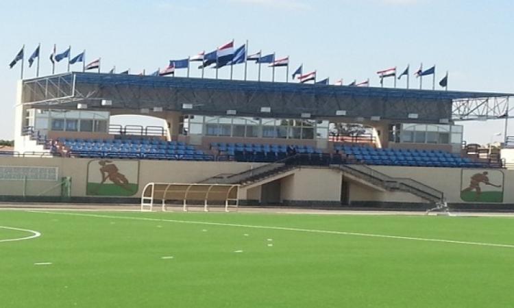 أسوان ترحب باستضافة مباراة الأهلى والمصرى