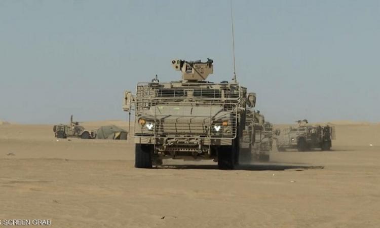 بدء وصول طلائع القوات المشاركة فى مناورة رعد الشمال بالسعودية