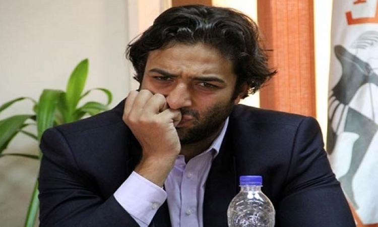 ميدو لعامر حسين : عيب .. ميصحش كده !!