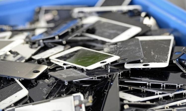 شركة أبل تشترى هواتف آيفون المكسورة