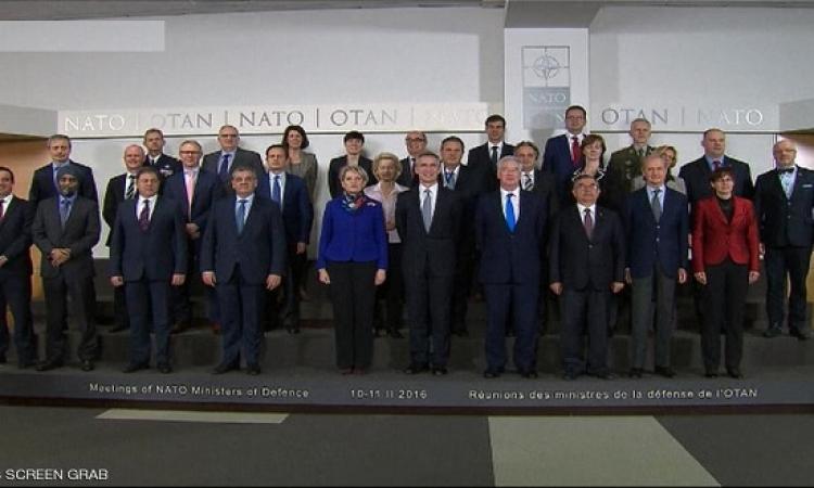 وزارء دفاع التحالف الدولى ضد داعش يجتمعون فى بروكسل