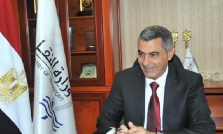 سعد الجيوشى: جدول زمنى للانتهاء من تطوير جميع المزلقانات