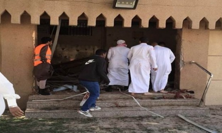 انتحارى مصرى شارك فى حادث مسجد الاحساء بالسعودية