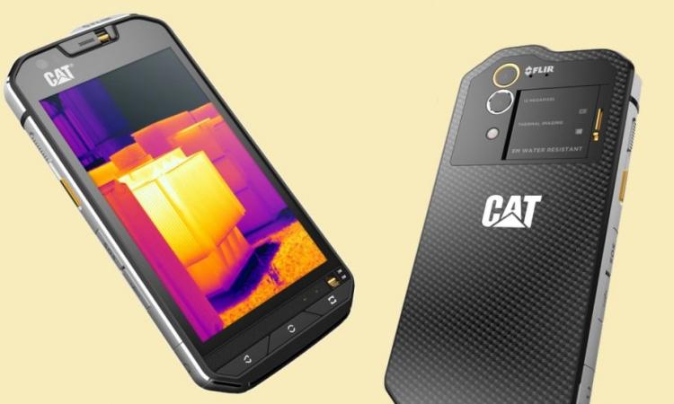 هاتف ذكى حرارى يحذرك من سخونة الأجهزة الإلكترونية