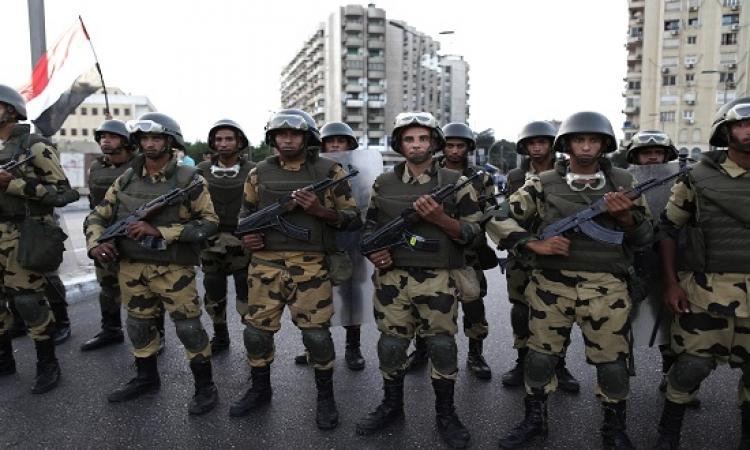 الجيش المصرى الـ11 عالميا فى تصنيف أقوى جيوش العالم