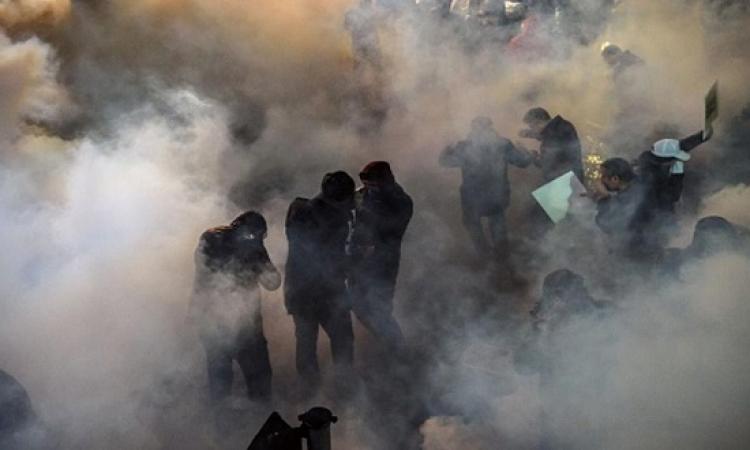 الشرطة التركية تقتحم مقر صحيفة زمان المعارضة لأردوغان