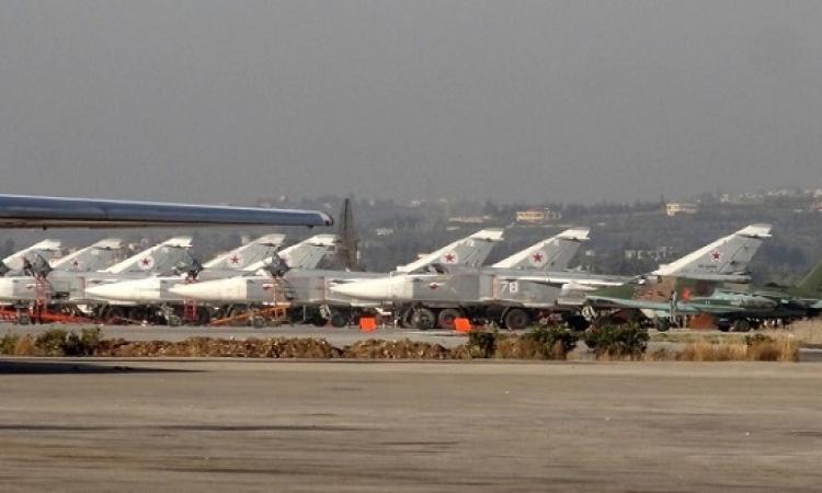 دفعة ثانية من الطائرات الروسية تغادر سوريا