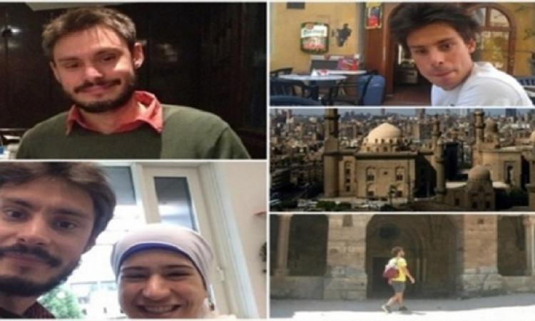 النائب العام الإيطالى يتوجه للقاهرة للمشاركة فى تحقيق مقتل ريجينى