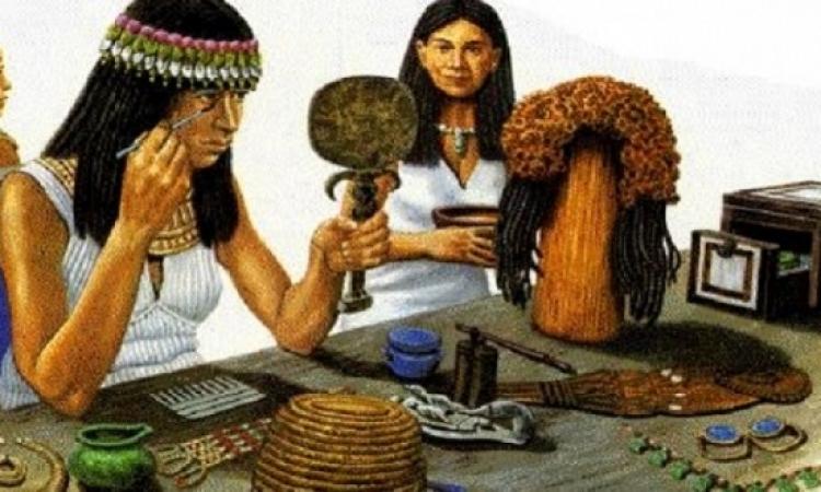 المصريون القدماء هم أول من استخدموا مستحضرات التجميل