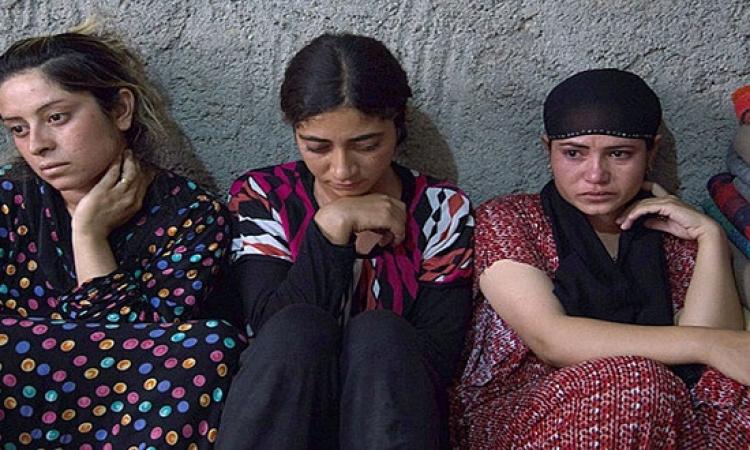 ايزيديات داعش يكشفن : لماذا لم يكن يحملن رغم الاغتصاب ؟