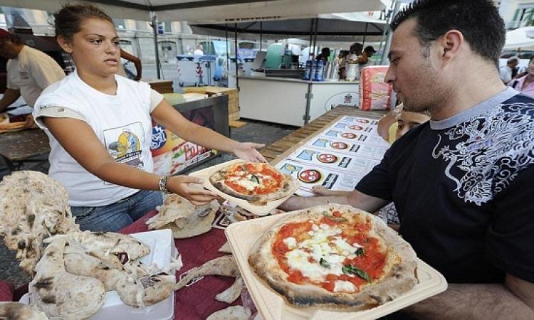 ضم بيتزا نابولى إلى قائمة التراث العالمى لليونسكو