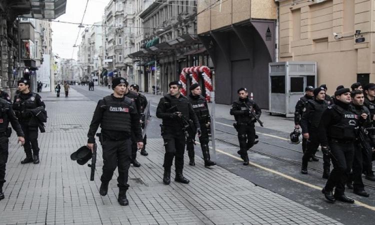 انقرة : منفذ هجوم إسطنبول تركى متشدد ينتمى لداعش