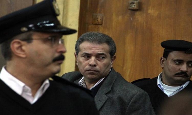 براءة توفيق عكاشة من تهمة ضرب موظفة بمدينة الإنتاج