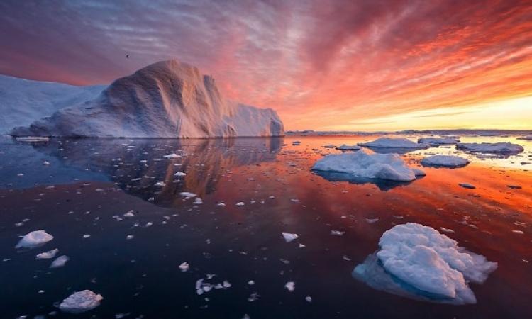 جرينلاند .. الأرض الخضراء البديعة وجبالها الثلجية الساحرة