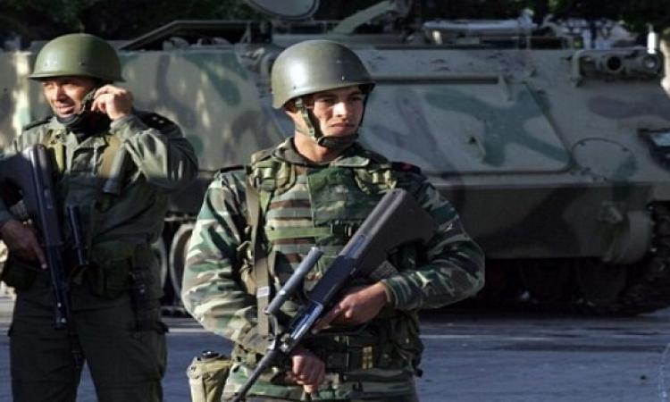 مقتل 6 إرهابيين فى اشتباكات جديدة قرب بنقردان بتونس